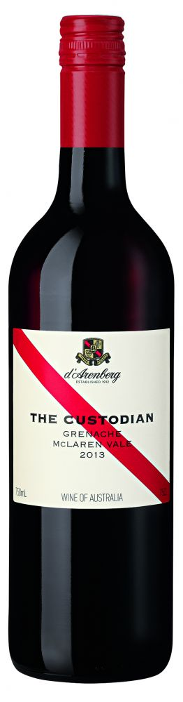d'Arenberg The Custodian Grenache 2014