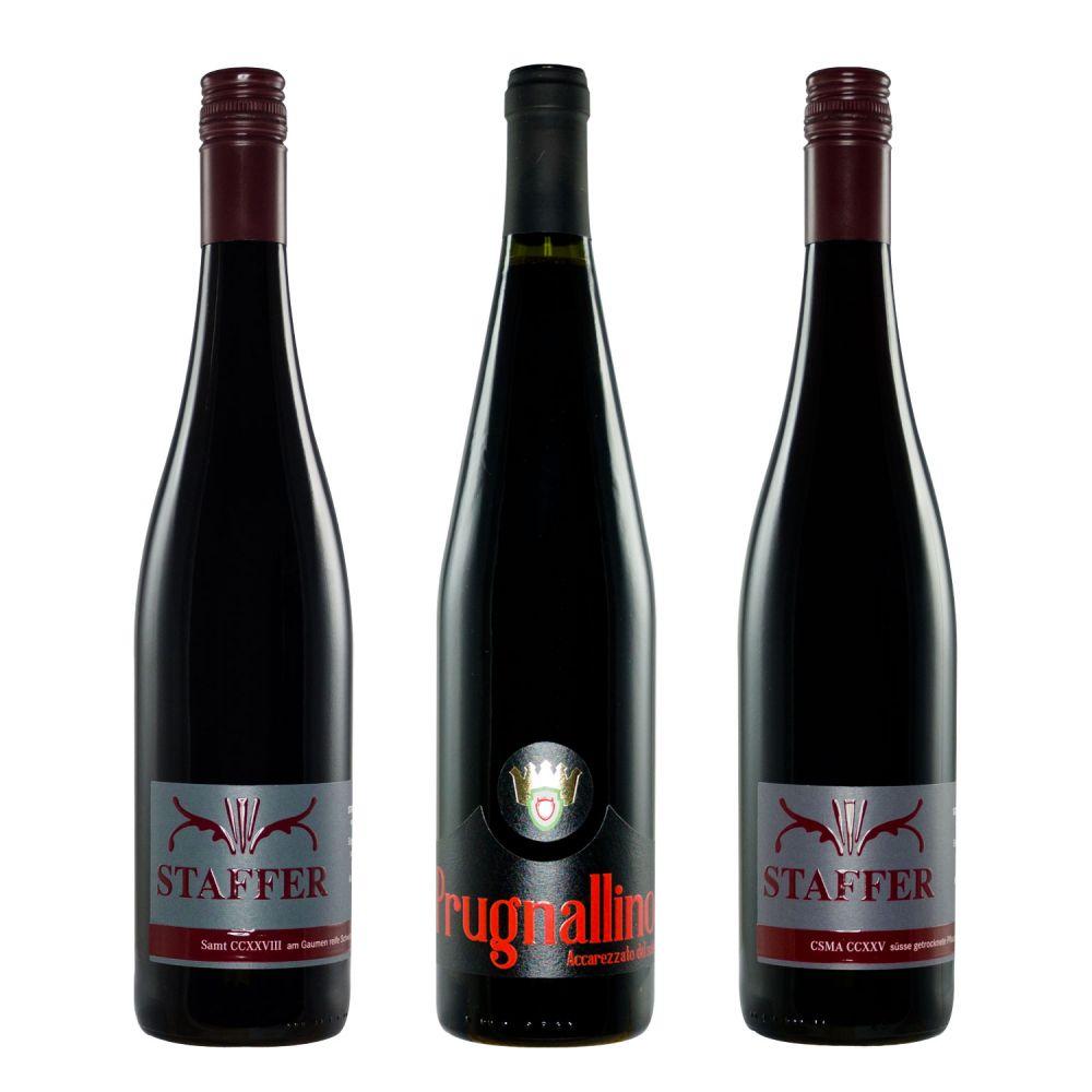 Rotwein Tipp 3er Paket