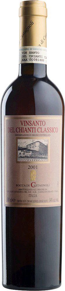 Rocca di Castagnoli Vin Santo del Chianti Classico 2012 0,5l