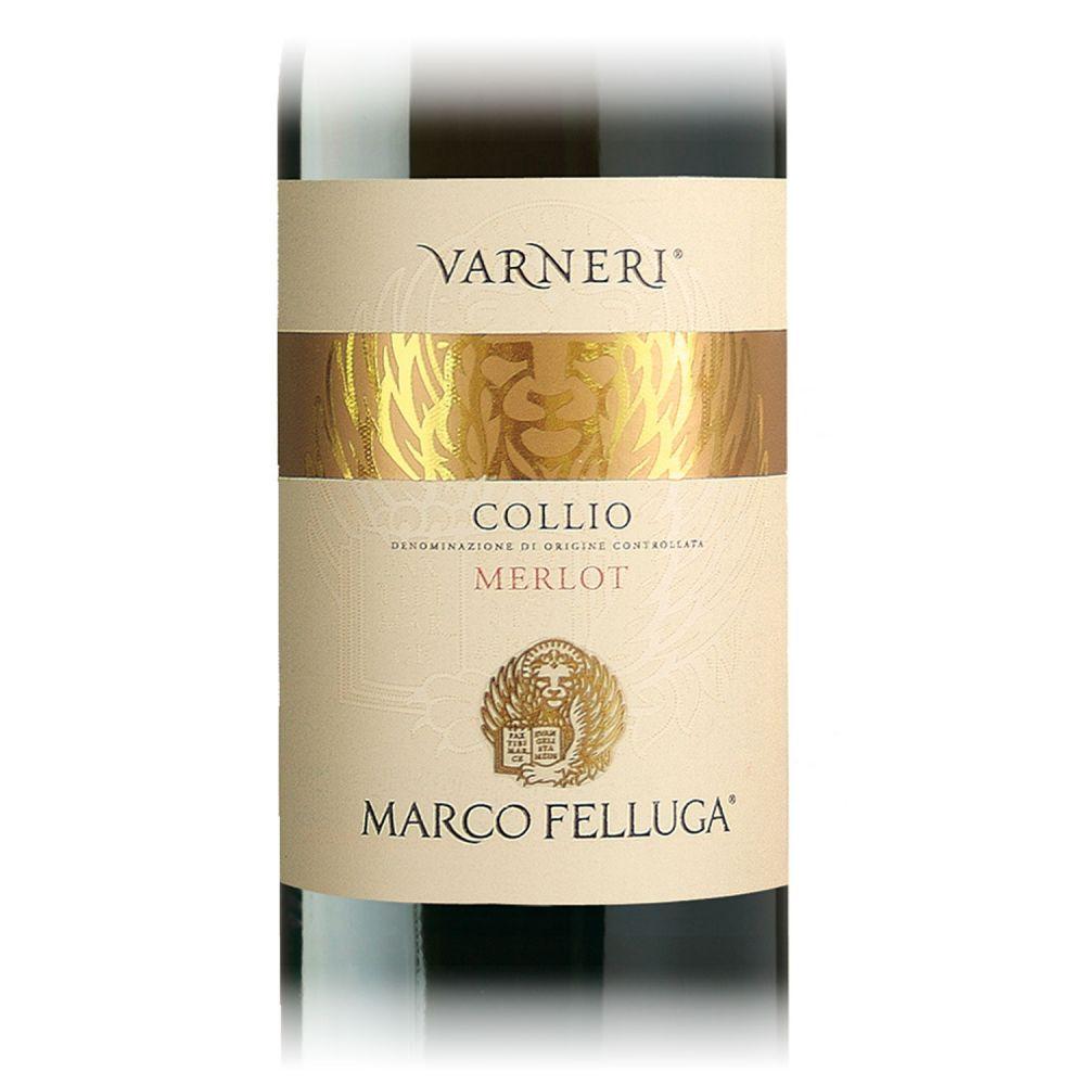 Marco Felluga Varneri Merlot Collio 2017