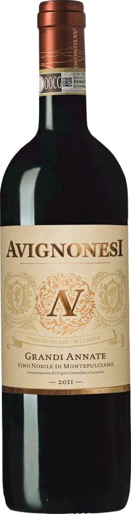 Avignonesi Grandi Annate Vino Nobile di Montepulciano 2012