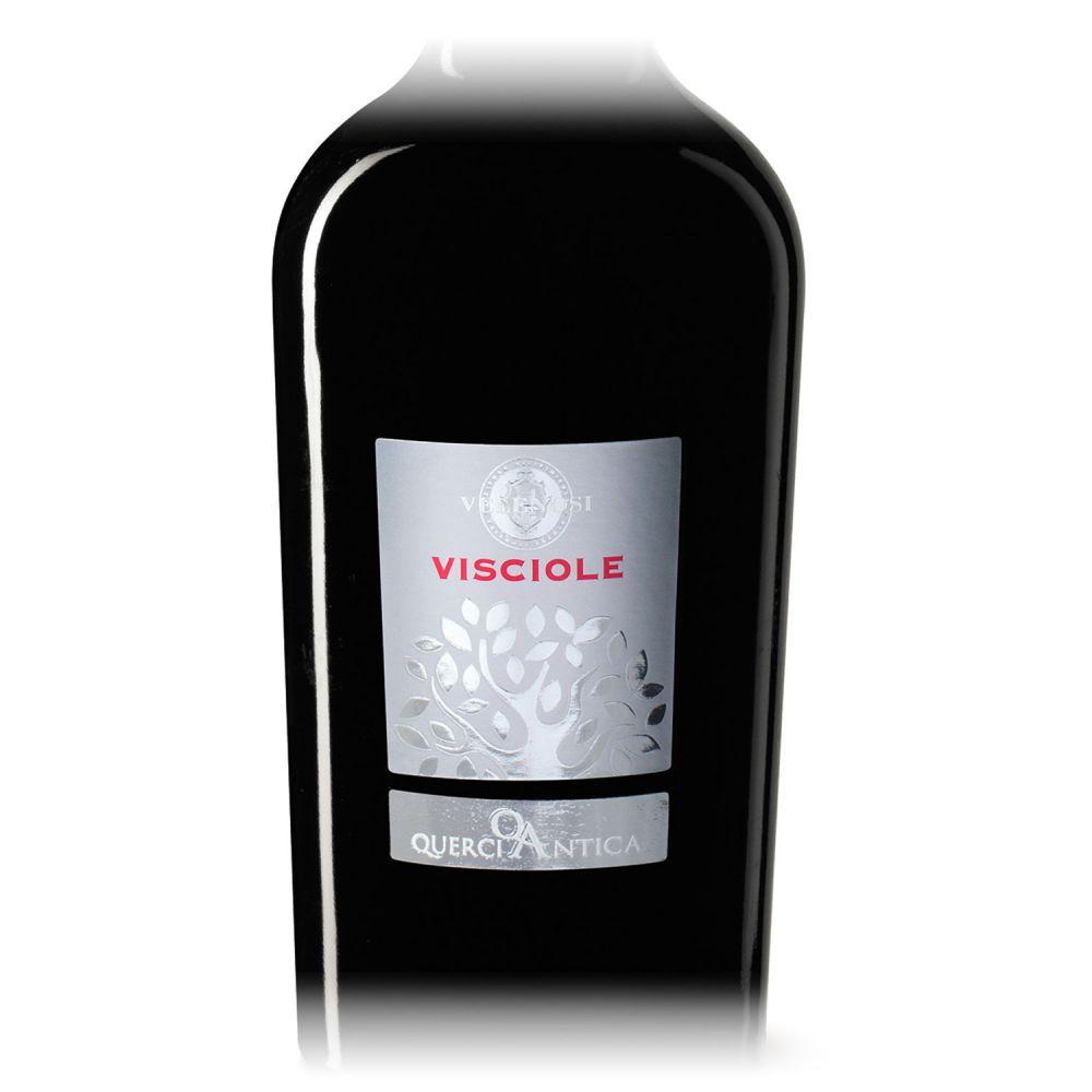 Velenosi Vini Querci Antica Vino di Visciole 2013 0,5l
