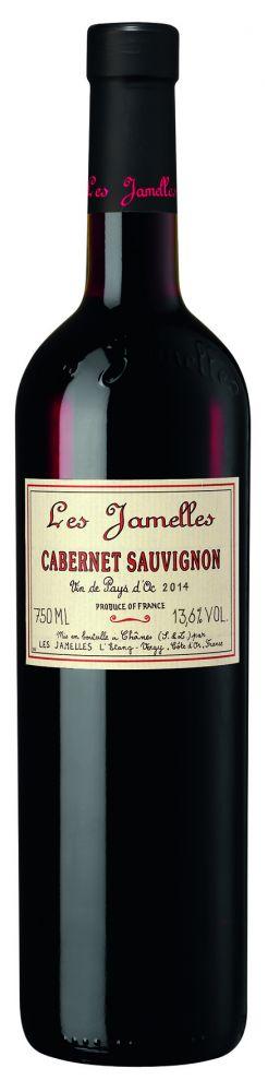 Les Jamelles Cabernet Sauvignon 2016