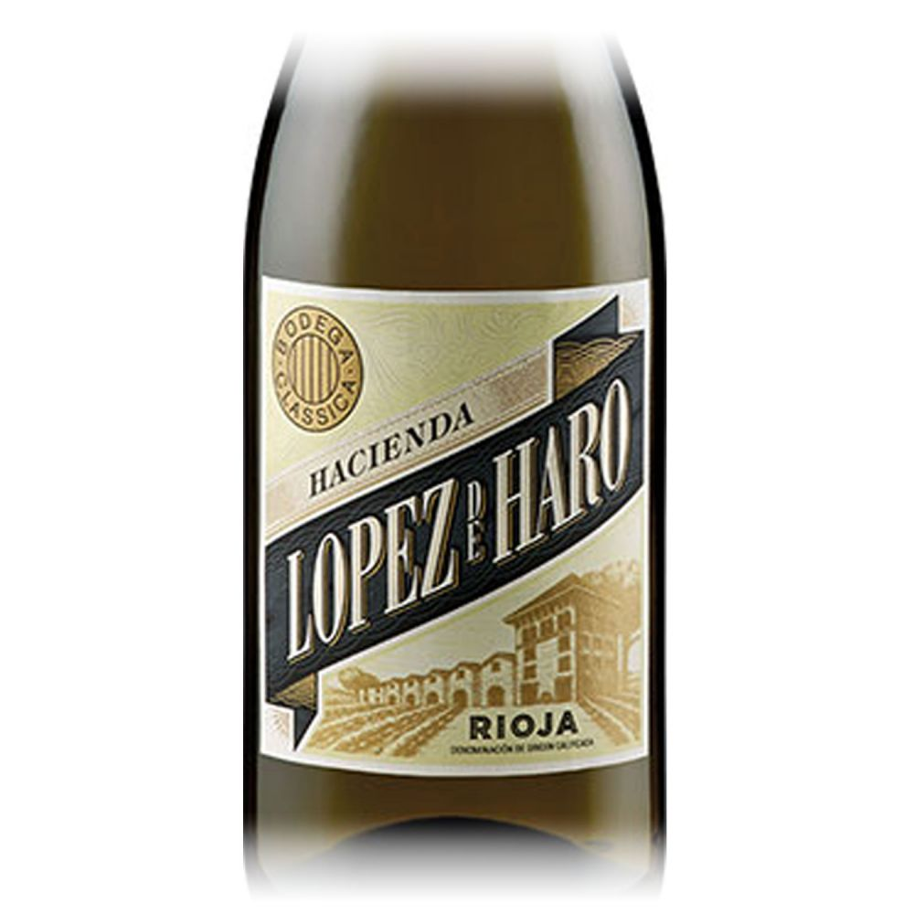 Hacienda López de Haro Blanco 2020 18 Fl.