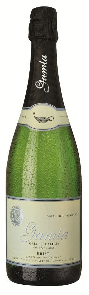 Golan Heights Gamla White Brut
