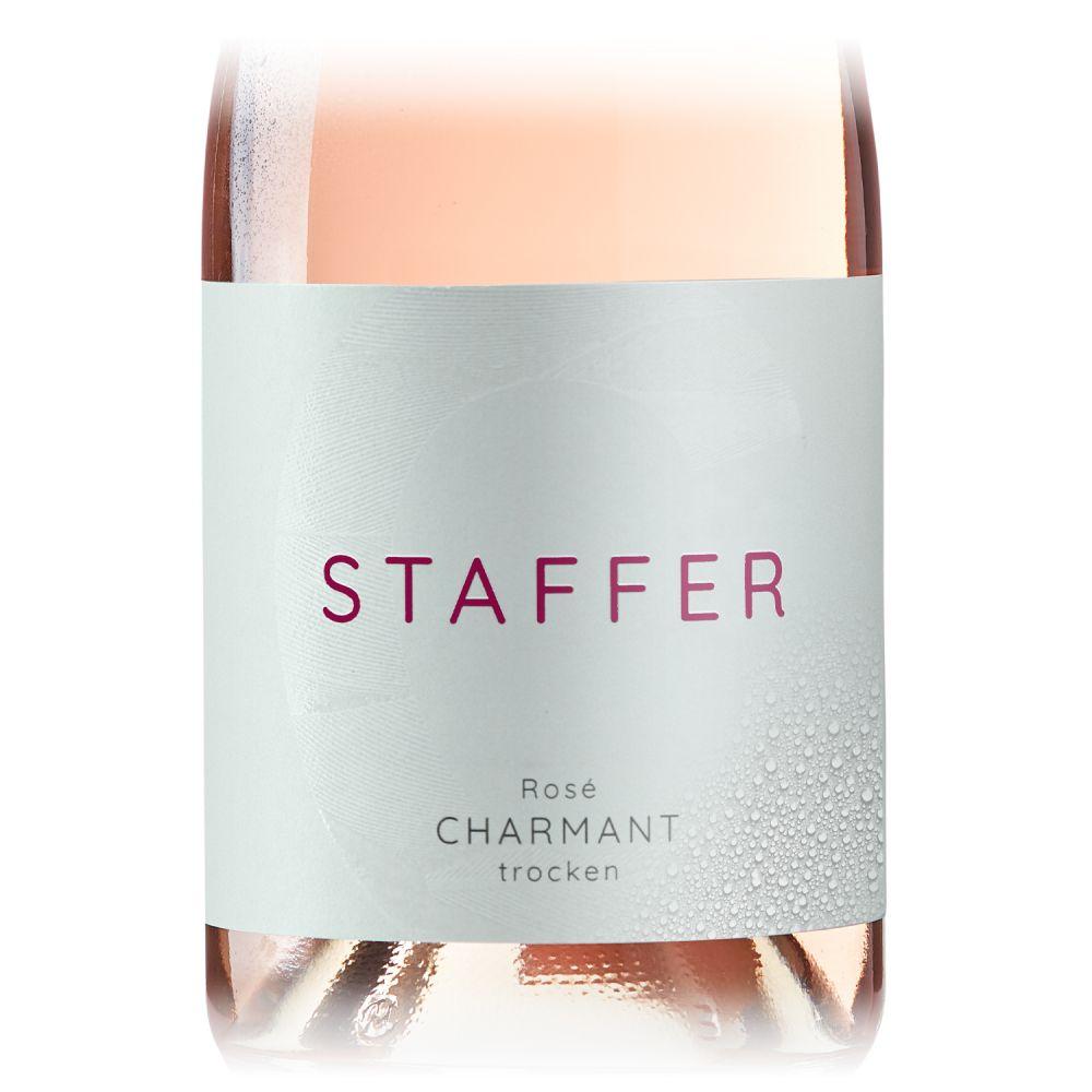 STAFFER Rosé charmant trocken 2020 0,75l / NICHT lieferbar!