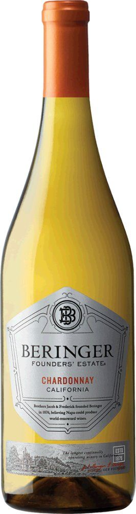 Beringer Chardonnay Founders' Estate 2017