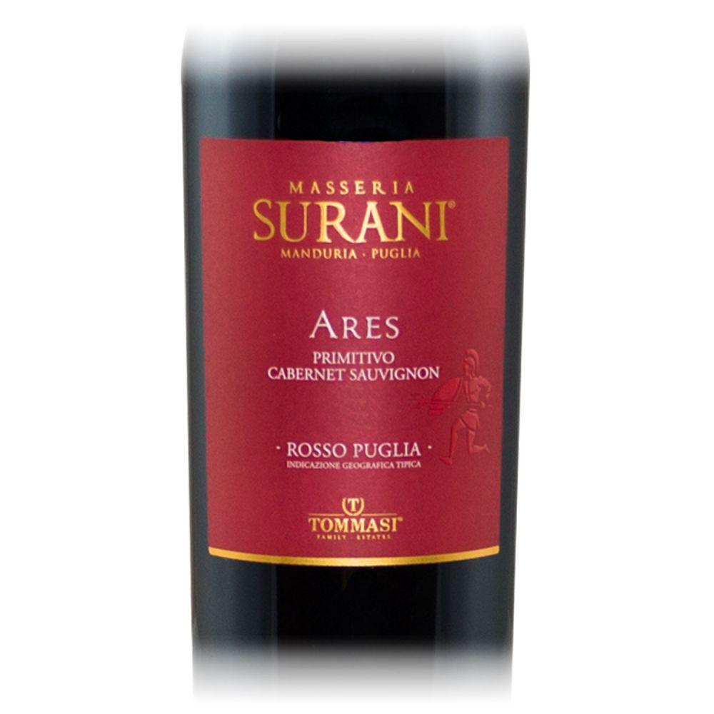 Masseria Surani Ares Rosso 2016