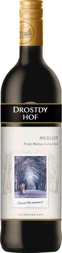 Drostdy-Hof Shiraz Merlot 2018