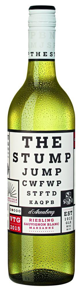 d'Arenberg The Stump Jump white blend 2017
