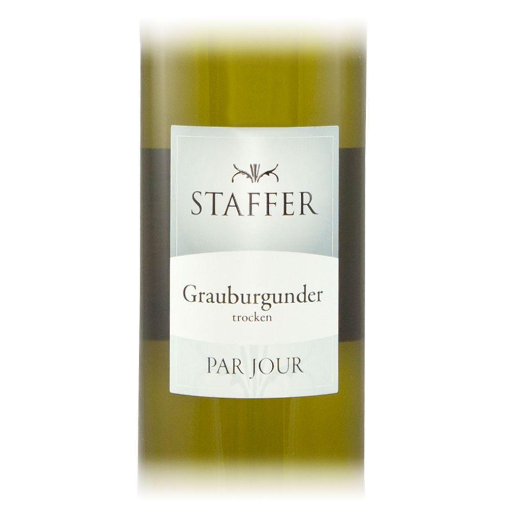 STAFFER Grauburgunder 2018 1l