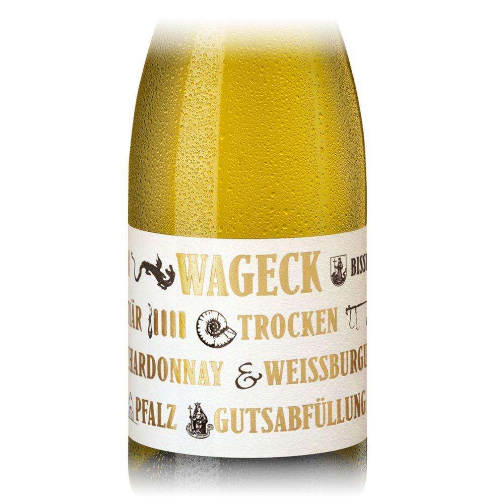Wageck Chardonnay & Weißburgunder Tertiär 2017