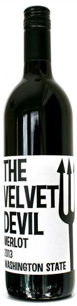 Charles Smith Wines The Velvet Devil Merlot 2017