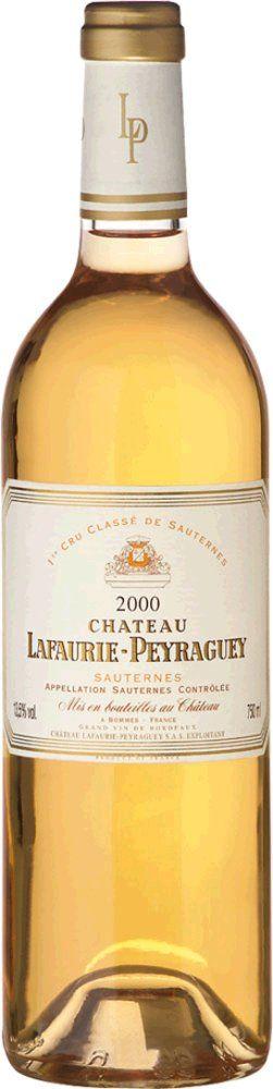Château Lafaurie-Peyraguey 1er Cru Classé 2008