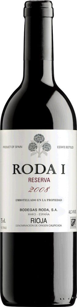 Bodegas Roda I Reserva 2015