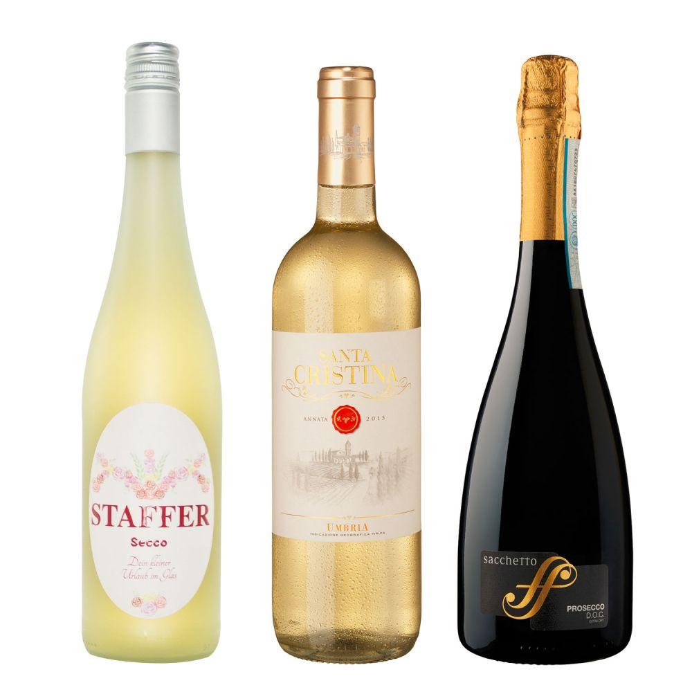 Sommerweine 3er Probierpaket
