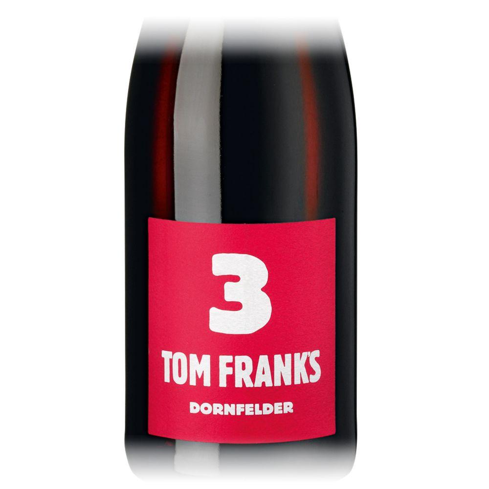Tom Frank's Dornfelder N°3 2015 1l - Restposten