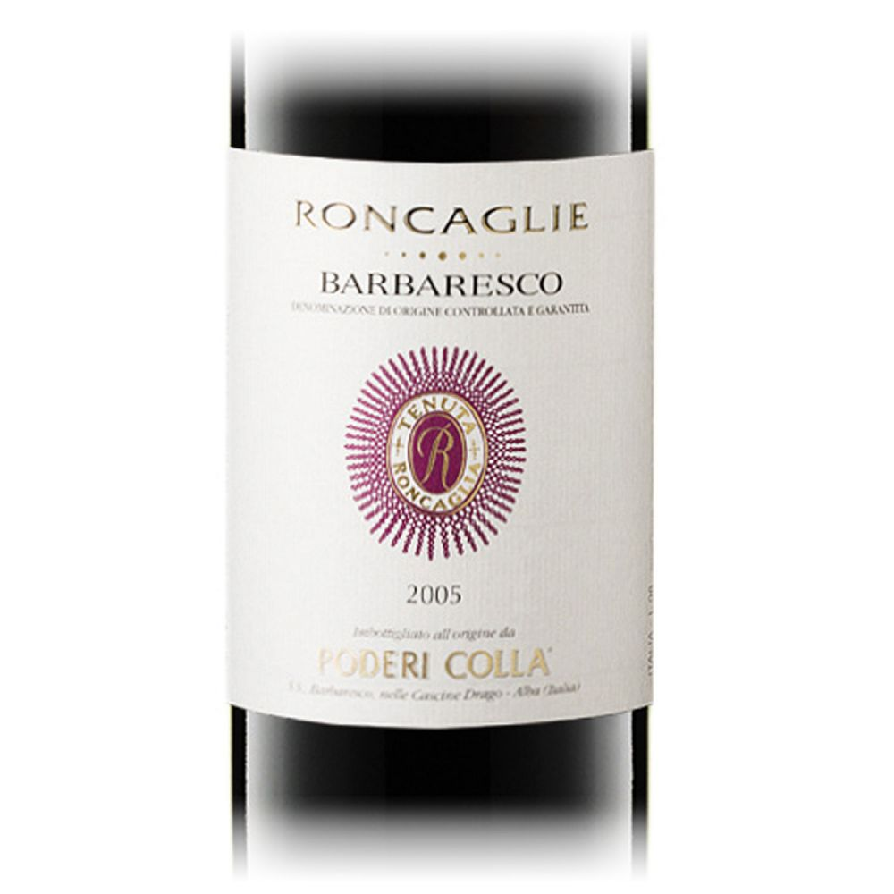 Poderi Colla Barbaresco Roncaglie 2012
