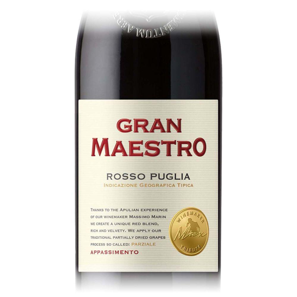 Gran Maestro Italiano Rosso Puglia Appassimento 2019 18 Fl.