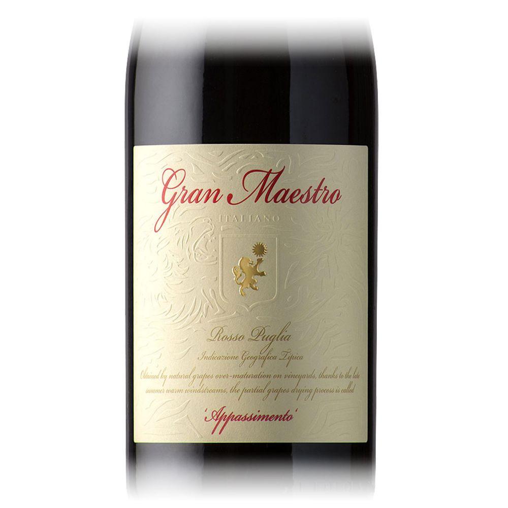 Gran Maestro Italiano Rosso Puglia Appassimento 2016