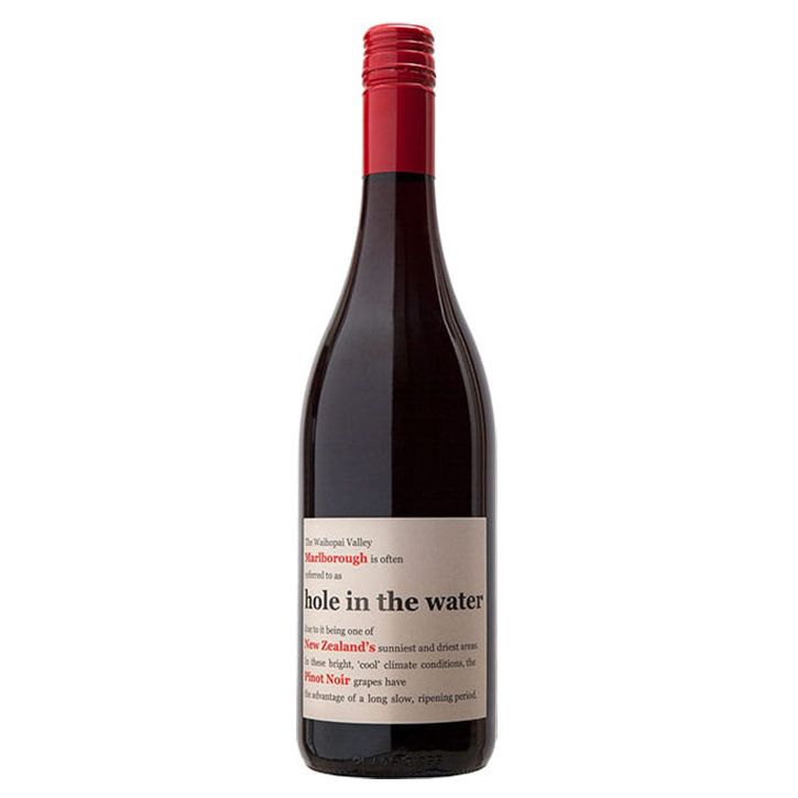 Hole in the Water Pinot Noir 2016