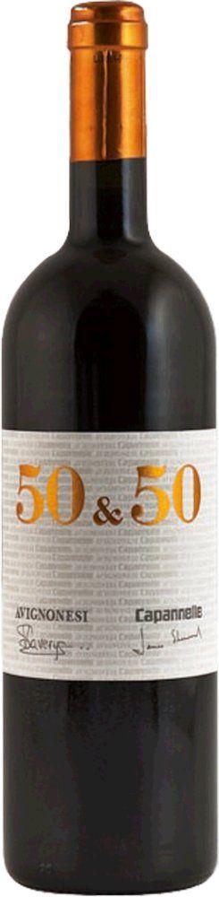 Avignonesi Capannelle 50 & 50 2013 1,5l