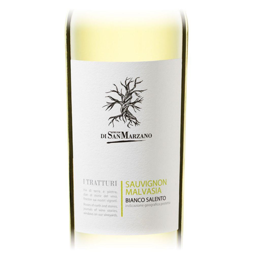 1503ad70271a I Tratturi Bianco Salento San Marzano zum Bestpreis