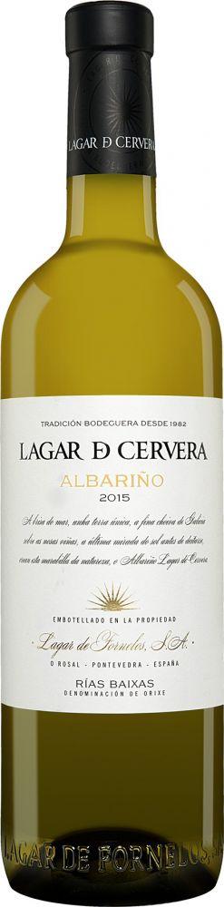 La Rioja Alta Lagar de Cervera Albarino 2016