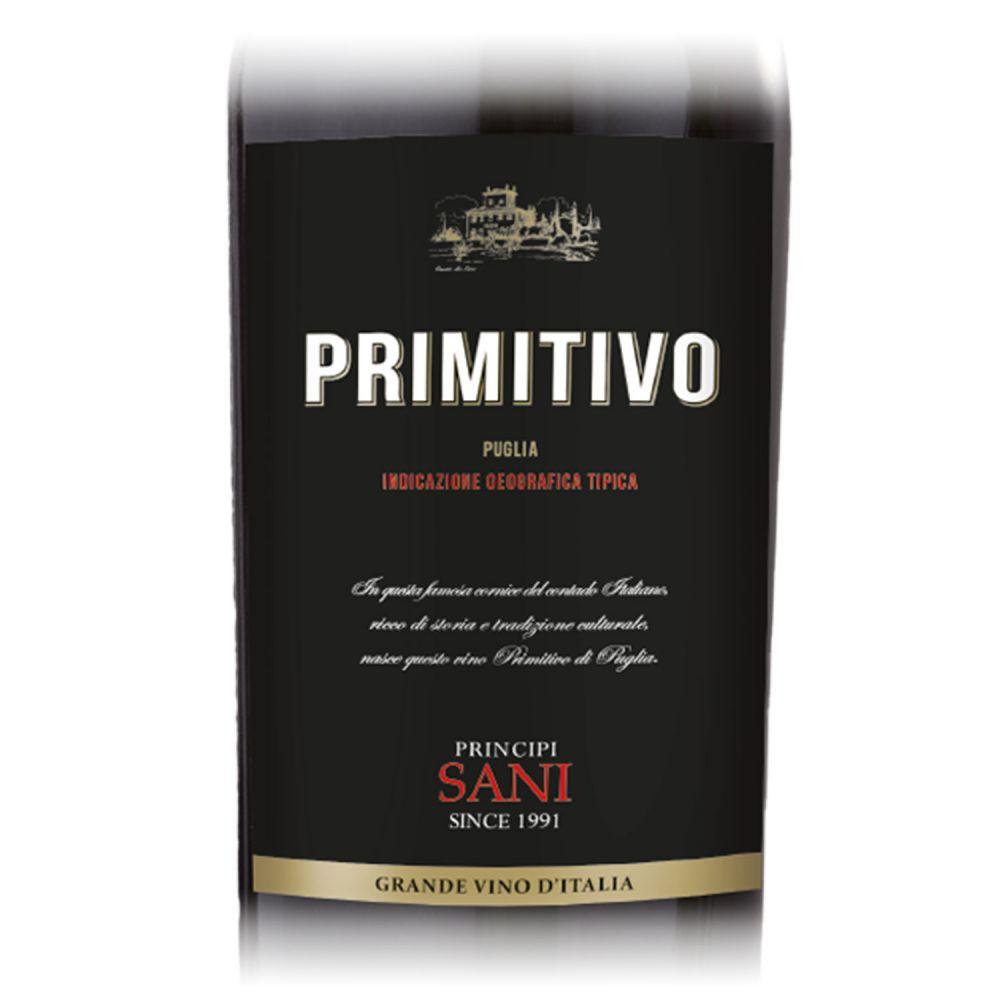 Carlo Sani Primitivo 2019 IGT