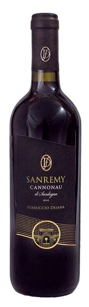 Ferruccio Deiana Sanremy Cannonau di Sardegna 2018