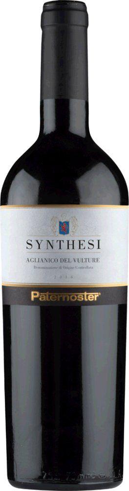 Paternoster Synthesi Aglianico del Vulture 2016