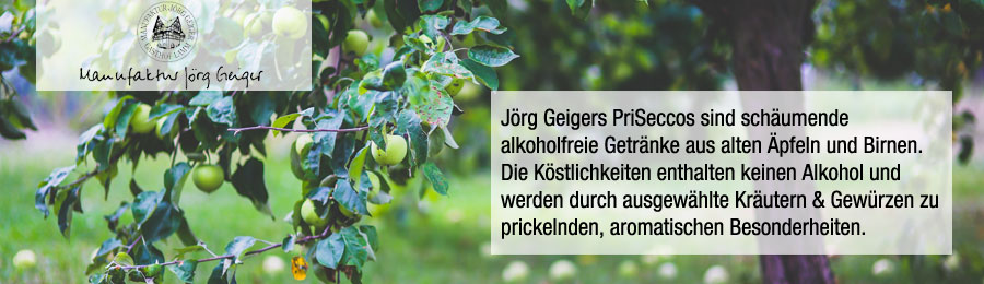 Manufaktur Jörg Geiger Prisecco