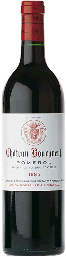 Château Bourgneuf Pomerol 2016