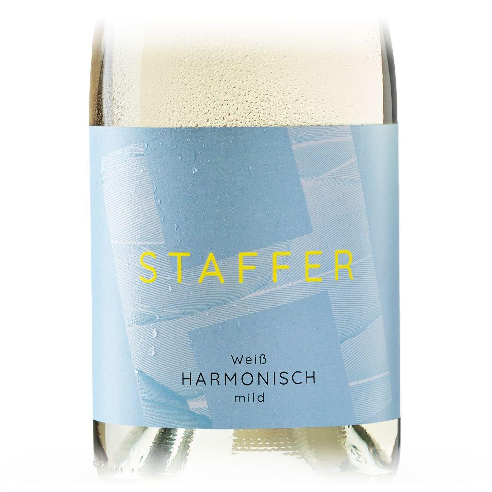 STAFFER Weiß harmonisch mild 2020 0,75l
