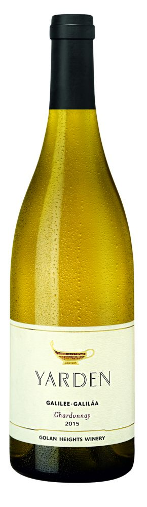 Golan Heights Yarden Chardonnay 2017