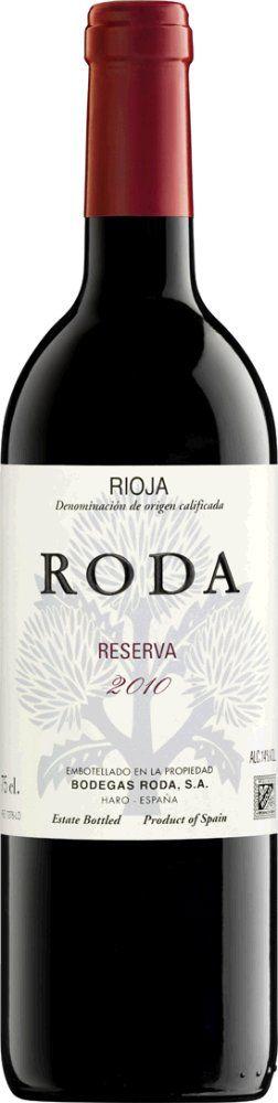 Bodegas Roda Reserva 2012 1,5l