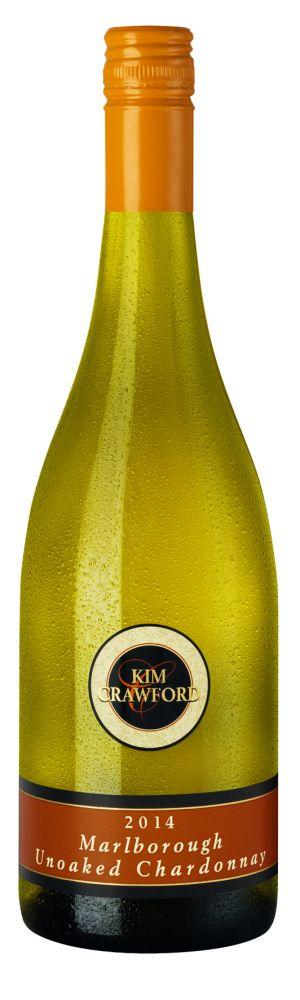 Kim Crawford Unoaked Chardonnay 2015
