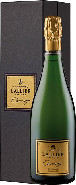 Lallier Cuvée Ouvrage in GV