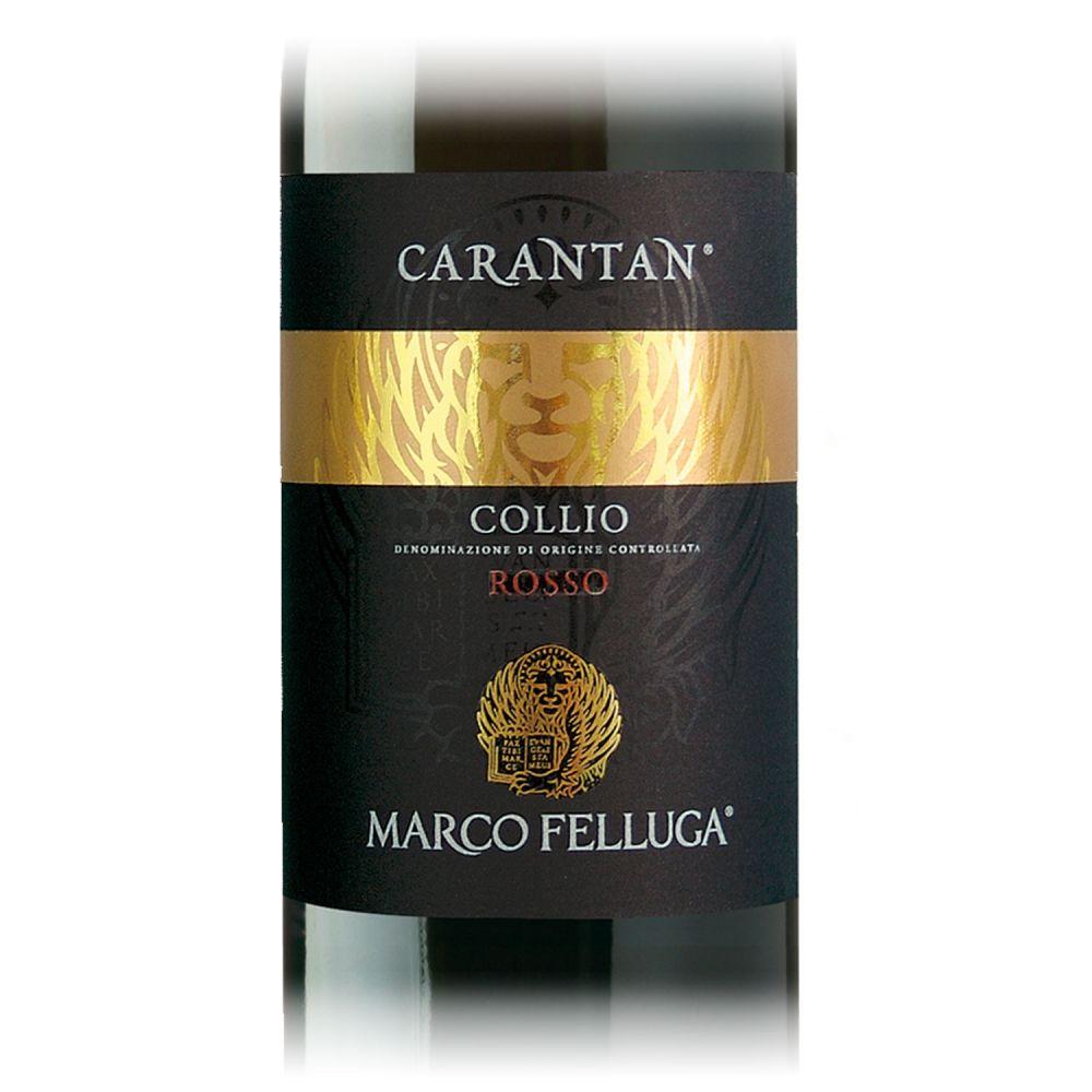 Marco Felluga Carantan Collio Rosso 2009
