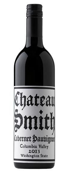 Charles Smith Wines Chateau Smith Cabernet Sauvignon 2016