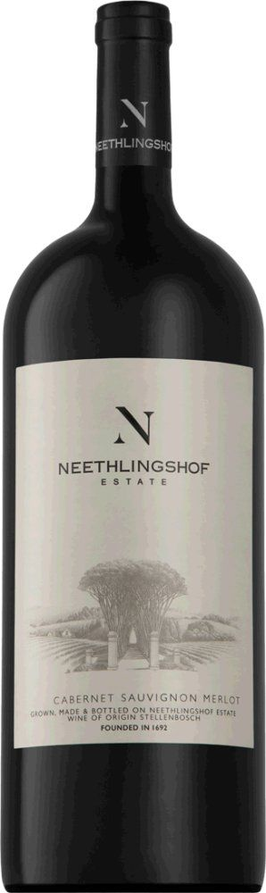 Neethlingshof Cabernet Sauvignon Merlot 2015 1,5l