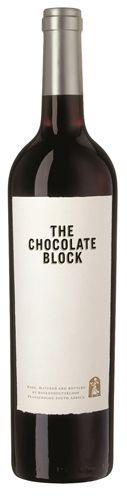 Boekenhoutskloof The Chocolate Block 2017