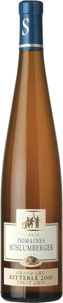 Schlumberger Pinot Gris Grand Cru Kitterle 2014