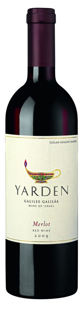 Golan Heights Yarden Merlot 2016