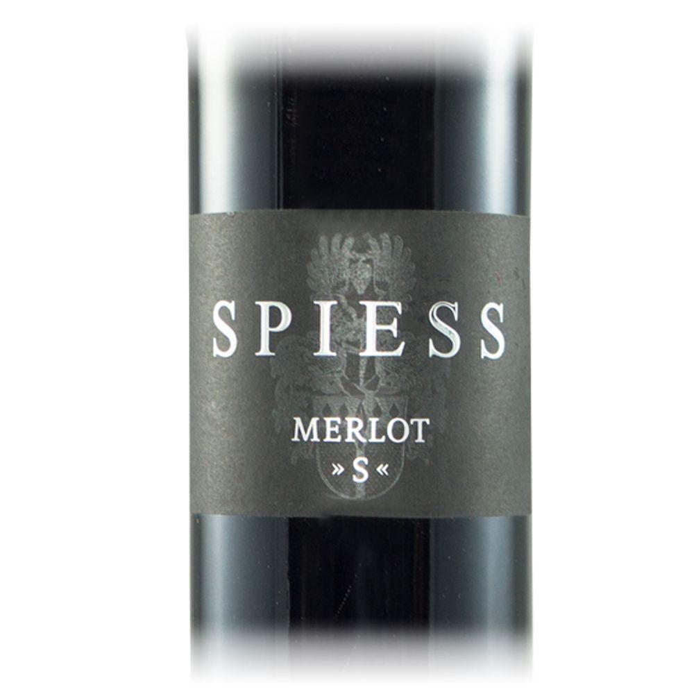 "Spiess Merlot ""S"" 2016"