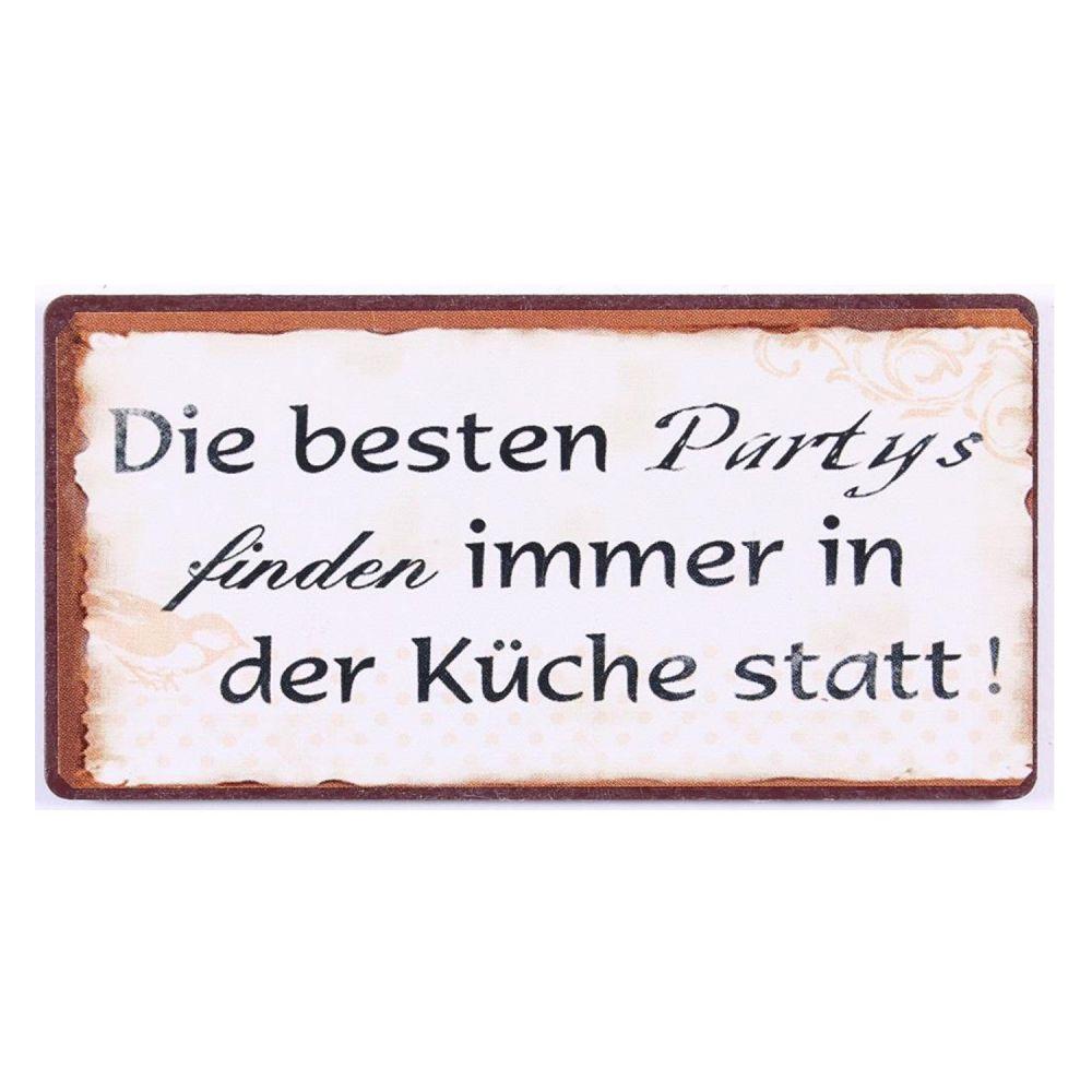 Dekomagnet - Die besten Partys