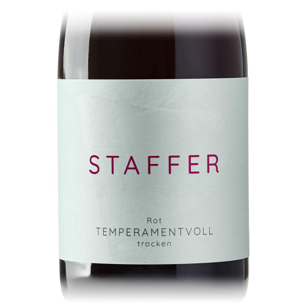 STAFFER Weiß temperamentvoll trocken 0,75l