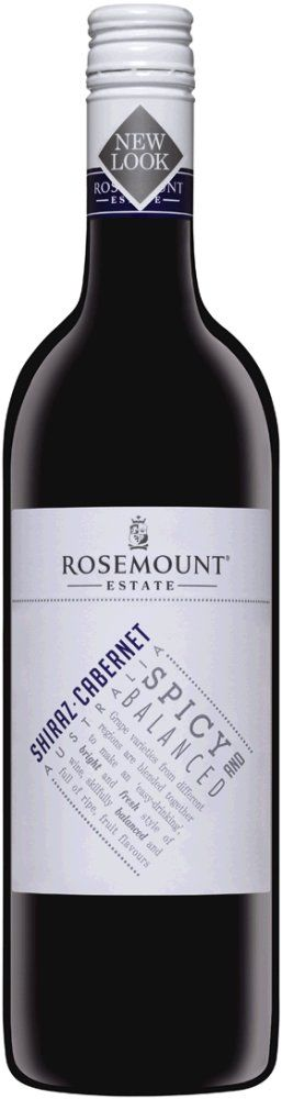 Rosemount Shiraz Cabernet Diamond Blends 2018