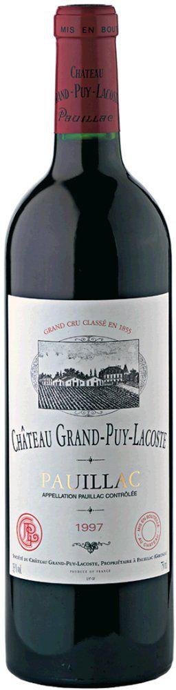 Château Grand Puy Lacoste 5ème Cru Class 2011