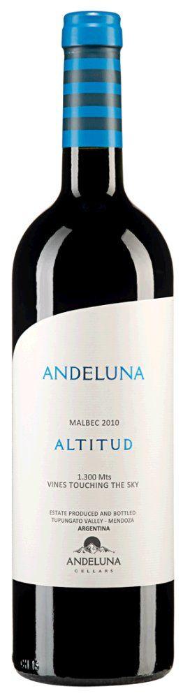 Andeluna Malbec Altitud 2017